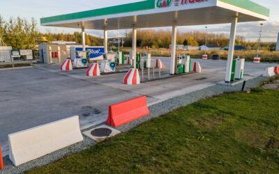 Nieuw LNG-station in België in gebruik genomen.