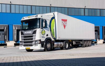 Transport Online – Nieuwe Scania R410 op LNG voor Kremers Transport