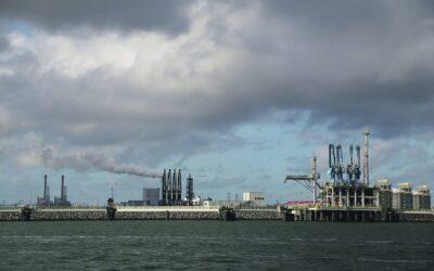 CMA CGM komt zo'n 300.000 ton lng per jaar in Rotterdam tanken