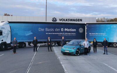 VW rijdt LZV's op LNG voor e-mobility • TTM.nl