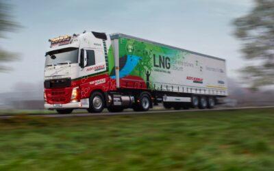Volvo FH op LNG voor Aloys Roemaat • TTM.nl