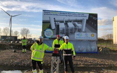Renewi bouwt LNG-fabriek | BNR Nieuwsradio