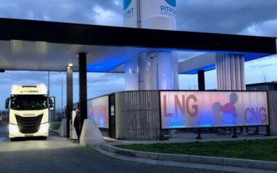 Ewals neemt eerste truck op LNG in gebruik • TTM.nl