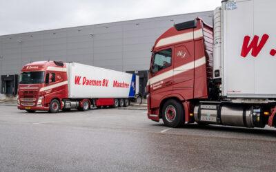 W. Daemen naar Duitsland met Volvo's op LNG • TTM.nl