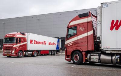 Transport Online – Twee Volvo FH 460 LNG-trekkers voor transportbedrijf W. Daemen