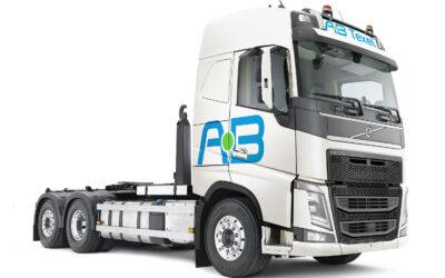 AB Texel wil nieuwe Volvo's laten rijden op Bio-LNG • TTM.nl