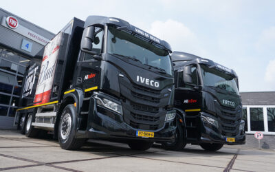 Transport Online – Twee IVECO S-WAY NP's op LNG voor AB Inbev