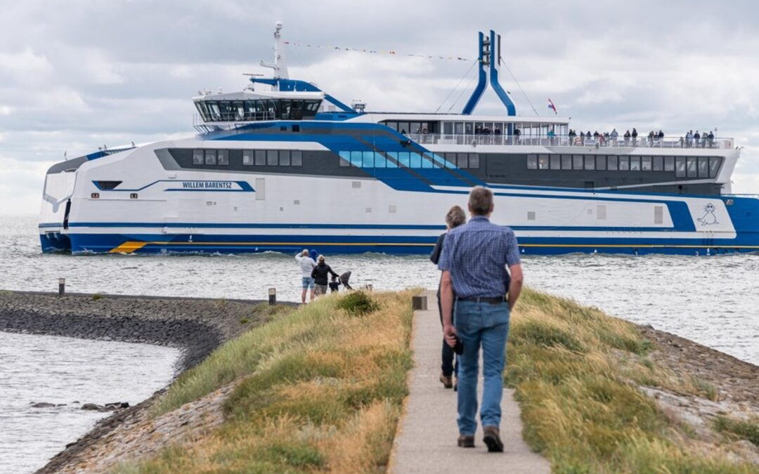 Scheepvaart moet verduurzamen, Rederij Doeksen loopt voorop met bio-LNG