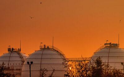Veilig opslaan van LNG – artikel (via Engineeringnet.be)