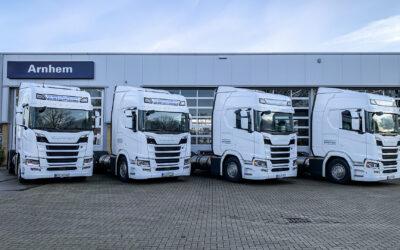 Vijftien nieuwe Scania's voor Koeltransport Aalsmeer • TTM.nl