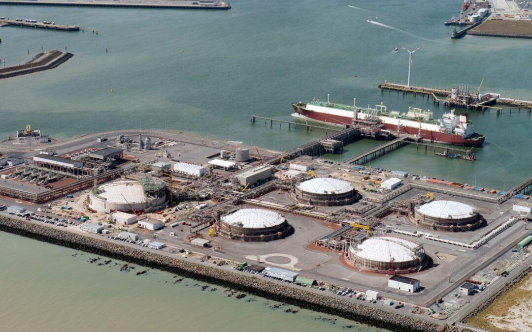 Fluxys LNG Zeebrugge drijft na recordjaar in stilte capaciteit op