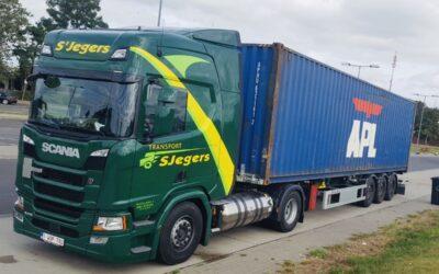 Transport S'Jegers koopt eerste lng-trekkers